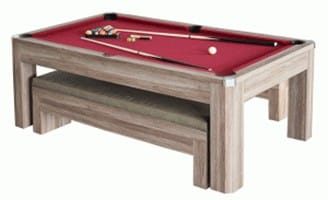 Carmelli Newport 7 Pool Table