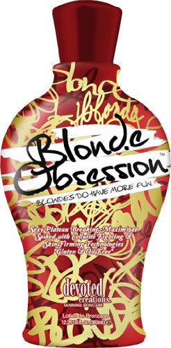 Devoted Creations Blonde Obsession Lotion 12 oz.