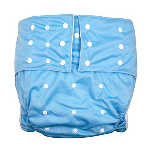 LukLoy Men's Adults Cloth Diapers: