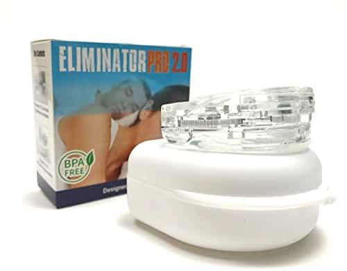 Eliminator Adjustable Mouthpiece Mouth Guard: