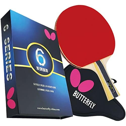 Butterfly 603 Table Tennis Racket Set