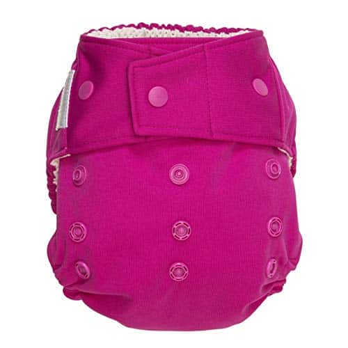 GroVia Reusable Hybrid Baby Cloth Snap Shell Diaper
