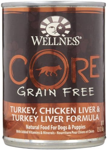 Wellness CORE Natural Grain Free Dog Food