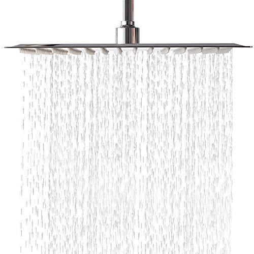 Lordear Square Showerhead