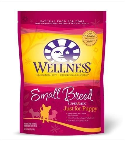 Wellness Small Breed Puppy Dry Dog Food
