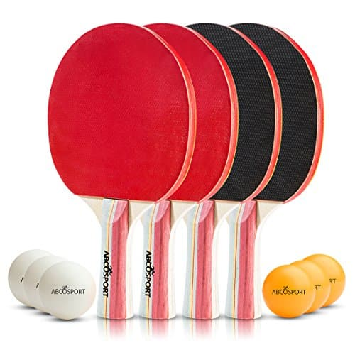 Abco Tech Table Tennis Ping Pong Set