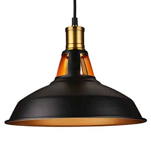 Industrial And Modern Dangling Light Fixture