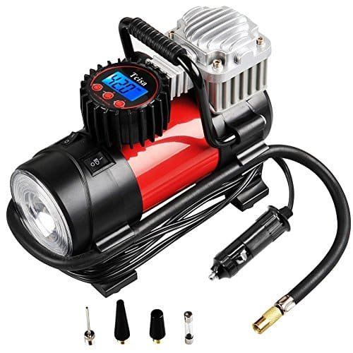 Tcisa Portable Air Compressor Pump