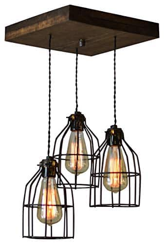 Vintage Farmhouse Style Chandelier
