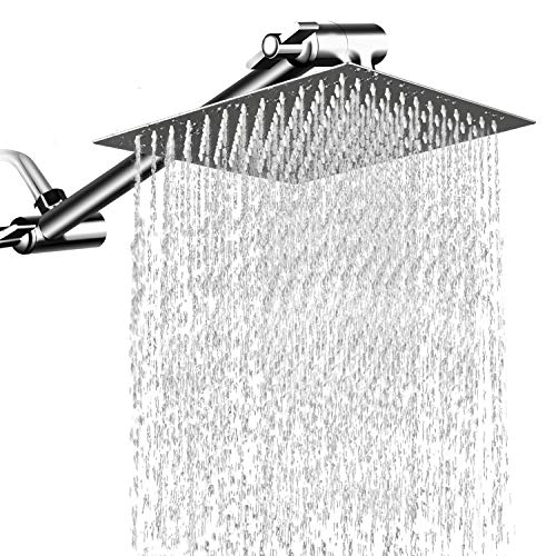 The Square Rain Showerhead