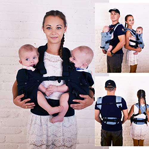 The Malishastik Twins Carrier
