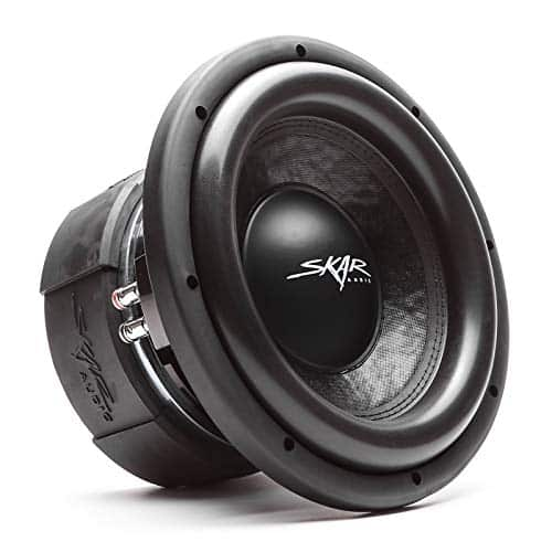 Skar Audio DDX-10 D2 Dual 2 Ω 1500W Max Power Car Subwoofer