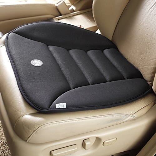 Coccyx Care Memory Foam Seat Cushion by SmartDirect