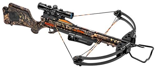 Wicked Ridge by TenPoint Crossbow Warrior G3 Crossbow Package