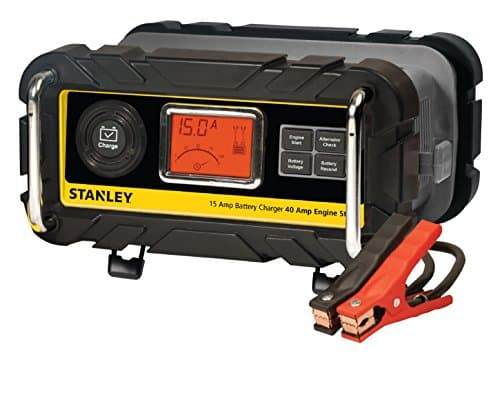Stanley 15 Amp Bench Charger