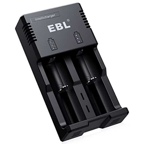 EBL Battery Charger