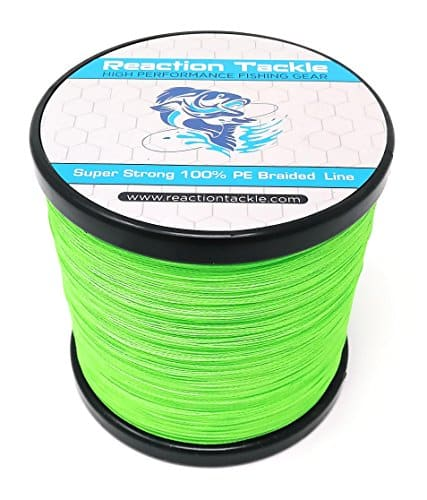 Reaction Tackle High Performance Fishing Line