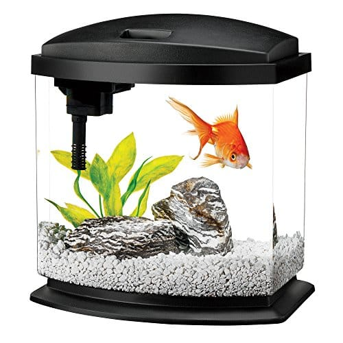 Aqueon LED MiniBow Aquiarium Starter Kits with LED Lighting