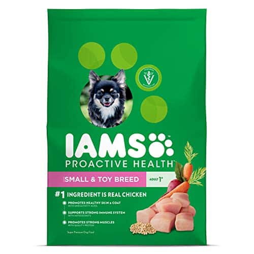 Iams Proactive Health Small Breed Adult Dry Dog Food – Chicken