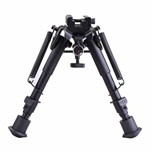 CVLIFE 6-9 Inches Tactical Rifle Bipod