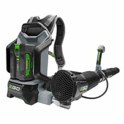 EGO Bare Tool 145 MPH 600 CFM 56-Volt Lithium-Ion Cordless Electric Backpack Blower (battery & charger NOT included)
