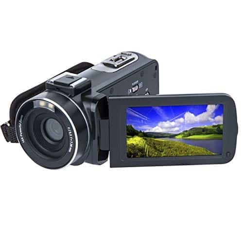 Video Camera Camcorder SOSUN (Best Seller)
