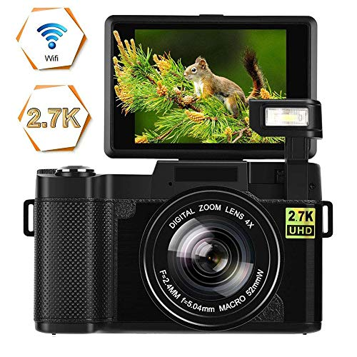 Digital Camera Vlogging Camera
