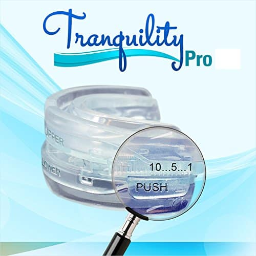 Tranquility Pr2 Adjustable Bruxism Nighttime Mouthpiece by PrTech Dental