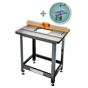 Bench Dog Router Tables