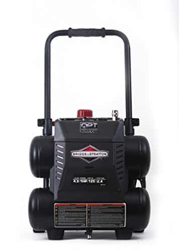 Briggs and Stratton 4.5 Gallon Quiet Power Technology Air Compressor