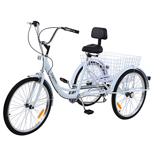 Ridgayard 6 Speed Adult Tricycle