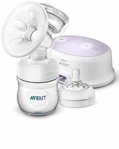 Philips Avent Single Electric SCF332/21 Breast Pump