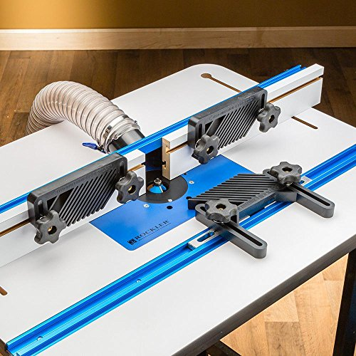 Rockler 4-piece Router Table Accessory Kit
