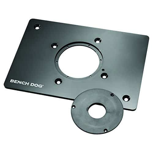 Bench Dog Aluminum Router Plate C
