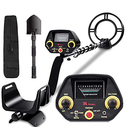 RM RICOMAX Metal Detector for Adults & Kids