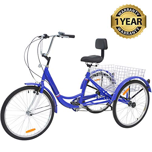 Slsy 7 Speed Adult Tricycle