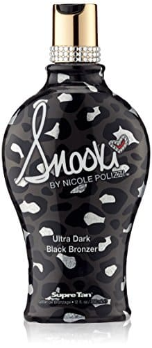 Supre Snooki - Ultra Dark Black Bronzer By Nicole Polizzi