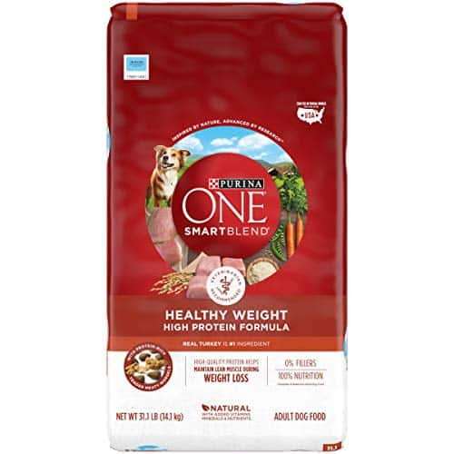 Purina ONE Weight Management, Natural Dry Dog Food