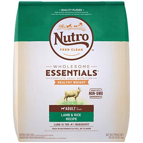 Nutro Wholesome Essentials Adult Healthy Weight Dry Dog Food