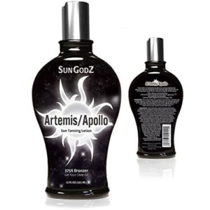 Tanning Accelerator Lotion