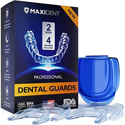 MAXIDENT Mouthguard - Advanced Dental Guards