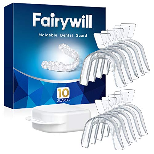 Fairywill Mouth Guard for Grinding Teeth