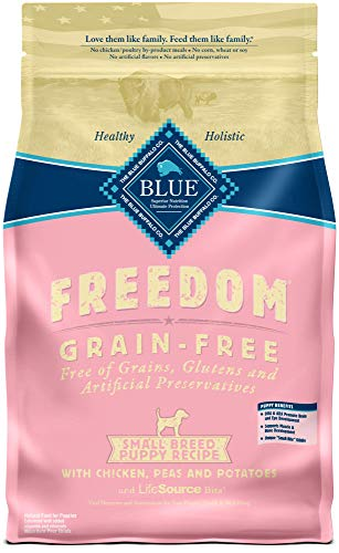 Blue Buffalo Freedom Grain-Free Dry Dog Food