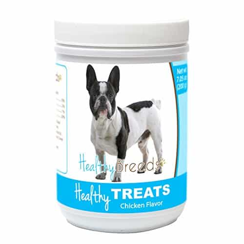 Healthy Soft Chewy Dog Treats for French Bulldog