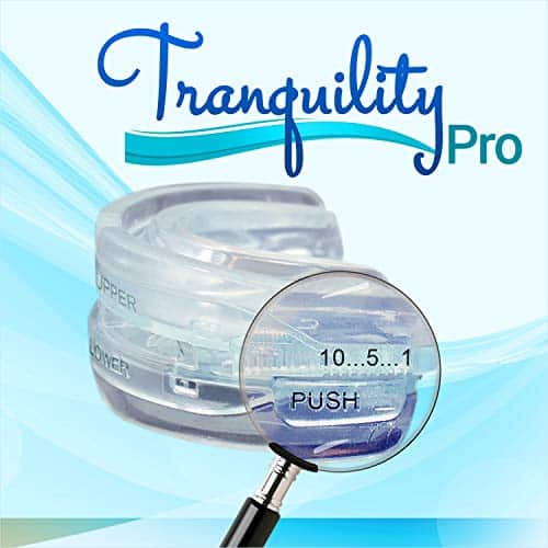 Tranquility PRO 2.0 Dental Mouth Guard by Pro-Tech Dental