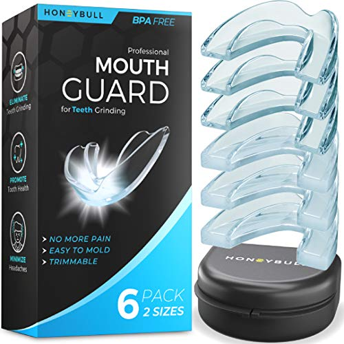 HONEYBULL Mouth Guard for TMJ