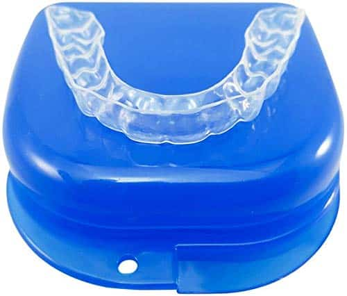 Sparkling White Smiles Custom Dental Night Mouth Guard for TMJ Relief